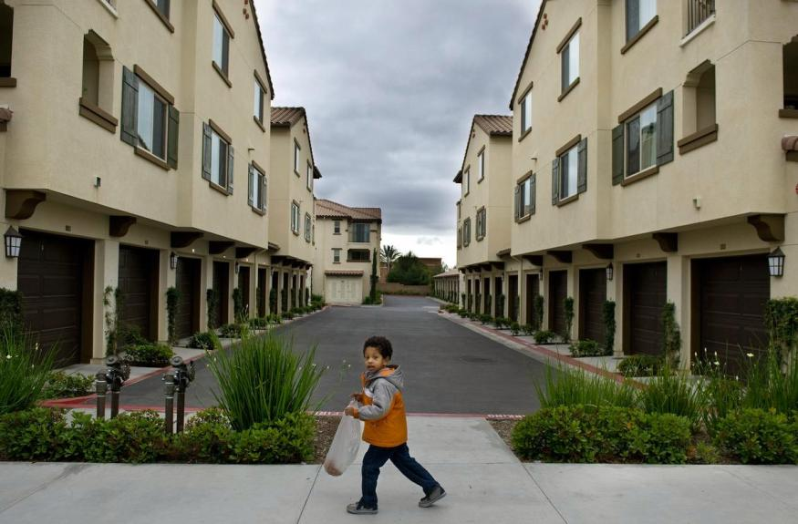 affordable housing complex Irvine CA