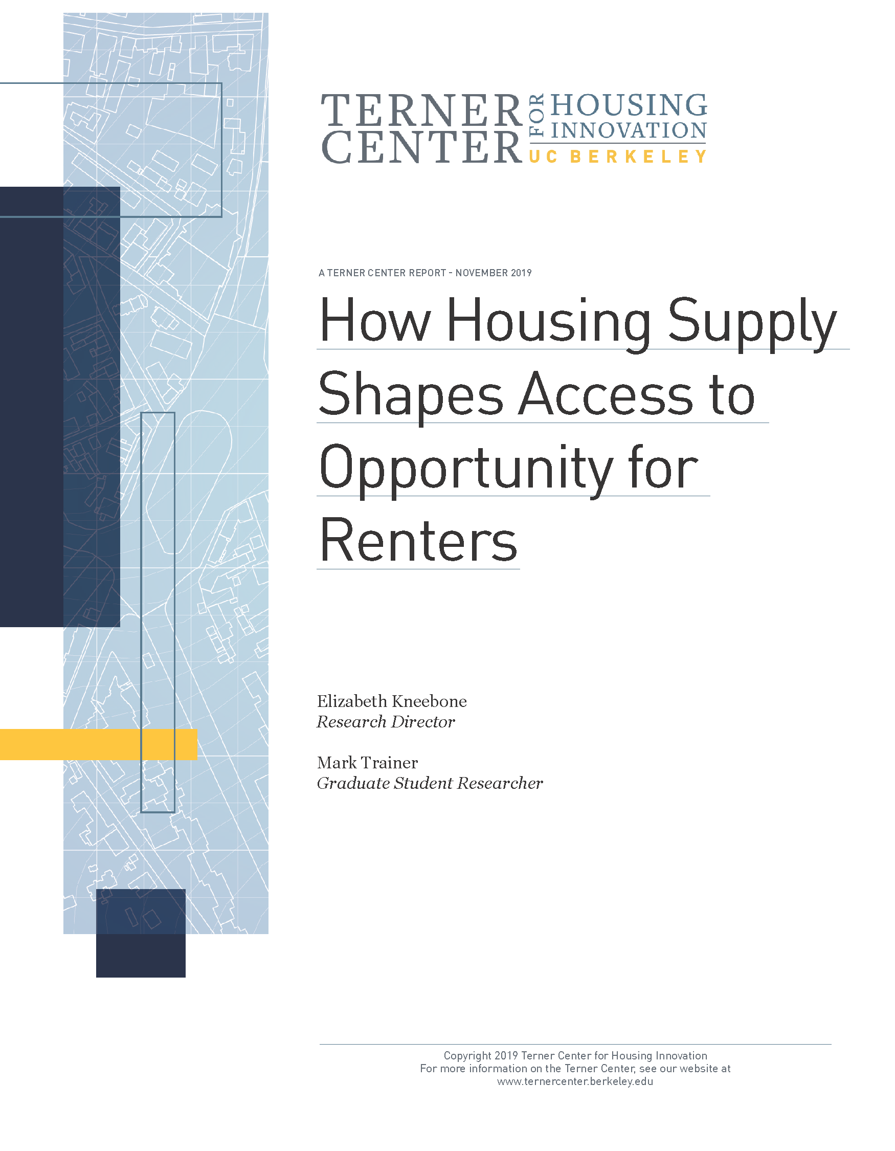 Supply and Access Renters PDF