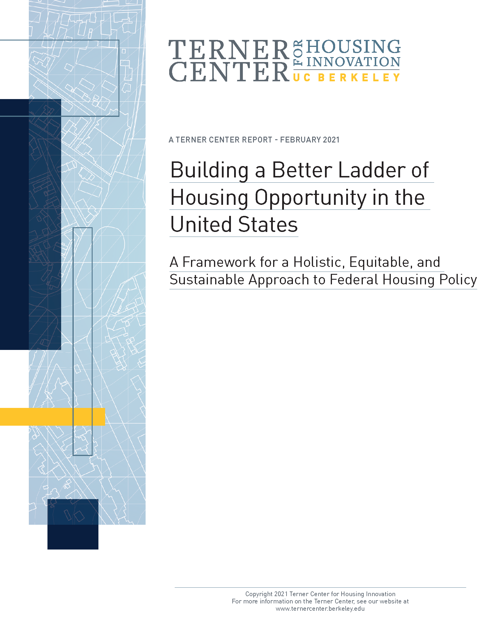 Cover Image of Federal Framework Brief